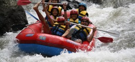 Rafting di Bali yang Istimewa tapi Murah